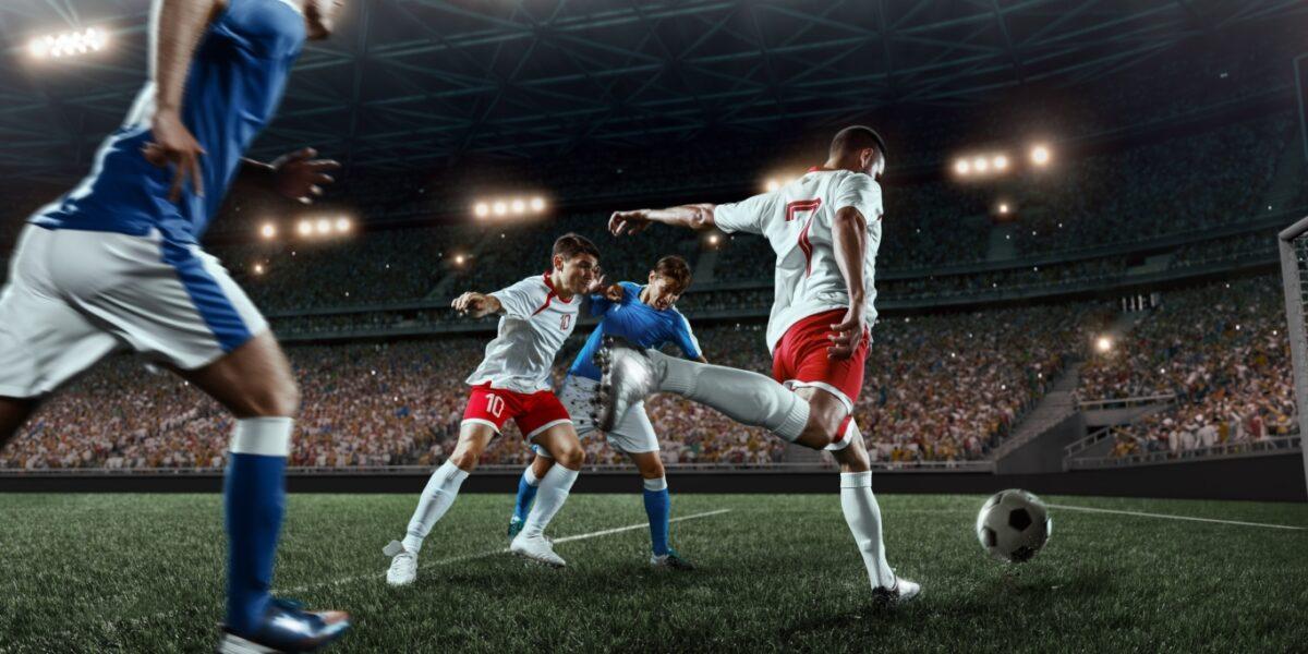 サッカーの怪我 捻挫・肉離れ